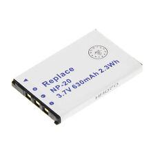 Power Akku Li-Ion 630mAh für Casio Exilim Card EX-S100