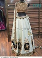 Trendy Lehenga Choli Indian Ethnic Party Wear Lengha Chunri Ghagra Skirt Dress