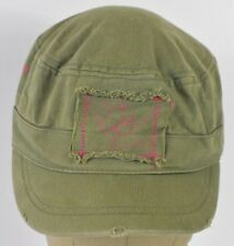 WOMENS SURGICAL/_SCRUB /_CAP/_Tinkerbell/_Disney/_bright green/_cotton/_special