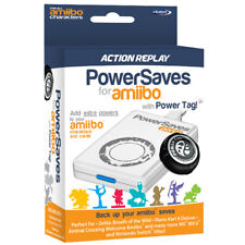 POWERSAVES for AMIIBO + POWERTAG perfect for Zelda BOTW, Animal Crossing, Mario