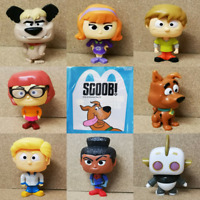 McDonalds Happy Meal Toy 2020 UK Scoob Scooby Doo Nodding Head Toys - Various
