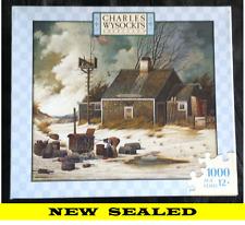 Sealed - 2007 - Peddler's Hope Chest - Charles Wysocki's Americana Jigsaw Puzzle