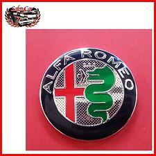 FR Fregio Alfa Romeo Restyling Per Griglia Radiatore  Stemma  Logo  BRERA