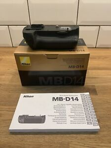 Nikon MB-D14 Multi-power Battery Pack Vertical Grip D600/D610