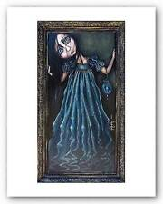 FANTASY ART PRINT Framed Angelina Wrona