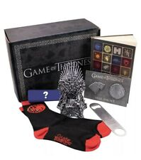 Game Of Thrones Target Exclusive Culturefly Box SEALED Socks Pins Vinyl GOT HBO