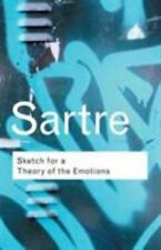SKETCH THEORY OF EMOTIONS - NEW PAPERBACK BOOK