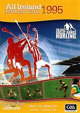 1995 GAA All Ireland Hurling Final:  Clare v Offaly  DVD