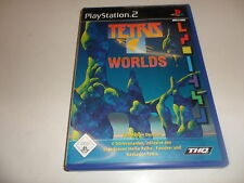 PLAYSTATION 2 PS 2 Tetris Worlds