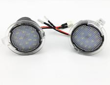 2x Top Links Rechts LED SMD Umfeldbeleuchtung Spiegelbeleuchtung Für Ford (909)
