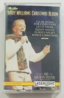 The New Andy Williams Christmas Album Cassette Tape 1994 LaserLight Digital