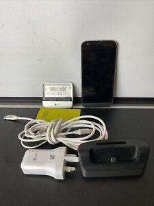 LG G5 SE H840 - 32GB - Titan (Unlocked) Smartphone + Extras