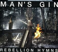 Man's Gin - Rebellion Hymns [New CD]