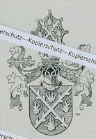 Anton Ritter von Duemlein - Bayern - Adelsorden - um 1915      Z 1-11
