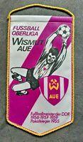 Orig. Wimpel BSG Wismut Aue DDR Oberliga Meister Erzgebirge Aue 2.Liga Fussball