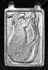 Australian Aboriginal design pendant - Wallaby