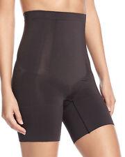 NEW Spanx 'Oncore' High Waist Mid Thigh Shaper Black [SZ Medium ] #C879
