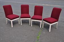 Four David Edward Company Occasional Chairs