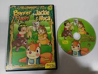 JACKIE & NUCA BANNER Y FLAPPY SERIE TV VOL 7 - DVD 2 CAPITULOS REGION 0 ALL
