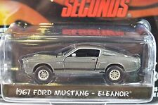 FORD MUSTANG 1967 ELEANOR GONE 60 SECONDS 44670 1:64 GREENLIGHT HOLLYWOOD 7 NEW