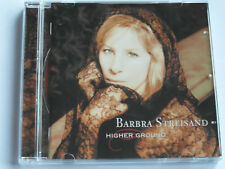Barbra Streisand - Higher Ground (CD Album) Used Very Good