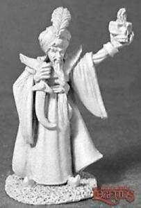 Reaper Miniatures 02426: Aziz Al-Jawar - Dark Heaven Legends Metal Mini