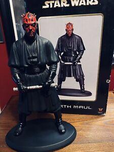 Attakus Star Wars Darth Maul Statue 750/1500