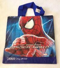 Amazing Spider Man 2 Tesco Marvel Eco Tote Bag Movie Comics 2014 Disney New