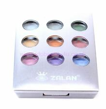 ZALAN COSMETIC EYE SHADOW SET BOUTIQUE MAKE-UP 9 COLOUR EYESHADOW