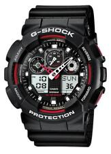 Casio G-Shock Uhr GA-100-1A4ER Analog,Digital Schwarz