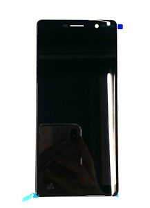 OEM Original Nokia 7 PLUS LCD and Touch screen Assembly BLACK