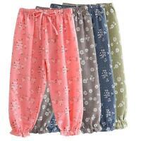 Children Kids Baby Girls Leggings Flower Floral Printed Pants Trousers 3-11Y Hot