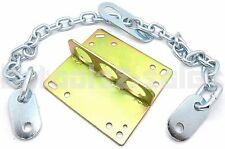 Engine Motor Lifting Hoist Remove Plate Amp Engine Lifting Chains Sling 36 X 8mm