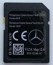 Mercedes Benz Garmin A2189065503 Map Pilot Europe 2019-2020 Navigation SD Card