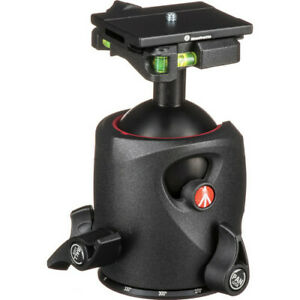 Manfrotto 057 Magnesium Ball Head with MSQ6PL Quick Release Plate