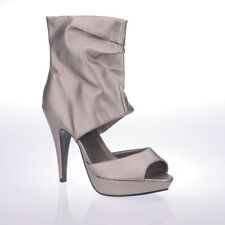 New Look Synthetic Leather Very High (greater than 4.5\) Women's Heels""