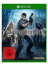 Xbox One residente Evil 4 nuevo + infolie Xbox One