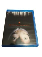 The Blair Witch Project (Blu-ray Disc, 2010)