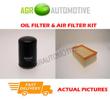 HYBRID SERVICE KIT OIL AIR FILTER FOR CITROEN DS5 2.0 163 BHP 2011-