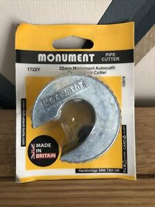 Monument 22mm Autocut Pipe Slice 1722Y