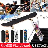 kids 7/'/'//7.75/'/'//8/'/' New SkateBoard Complete Urban Skateboarding For Adults