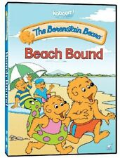 Berenstain Bears: Beach Bound DVD Region 1