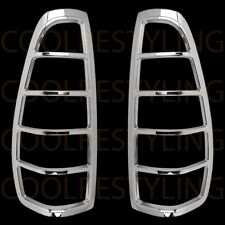 FOR CHEVY COLORADO 2004-2011 CHROME TAILLIGHT COVERS
