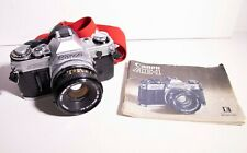 CANON AE-1 SLR FILM CAMERA With CANON 50mm 1:1.8 LENS