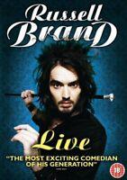 Russell Brand: Live [DVD][Region 2]