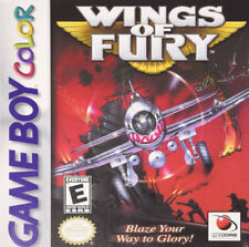 Wings Of Fury GBC New Game Boy