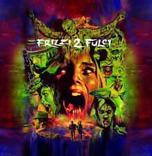 NEW Fabio Frizzi 2 Fulci Live LP MondoCon Edition Death Waltz Rare Horror Vinyl