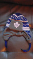 Toronto Maple Leafs Old Time Hockey Hat Cap Child  Size New Kids