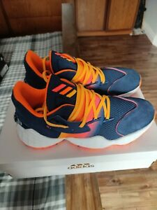 Adidas Harden Vol 4 UK11 VNDS Practically Brand New Basketball Shoes