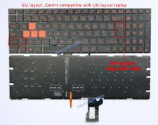 New for ASUS GL502 GL502VM 9Z.N8SBU.C0U 0KN0-TD1UK13 laptop UK backlit keyboard